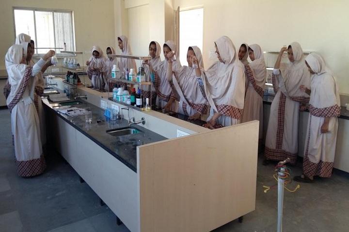 M S B Educational Institute-Chemistry Lab