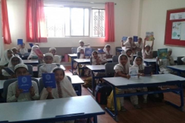 M S B Educational Institute-Classroom