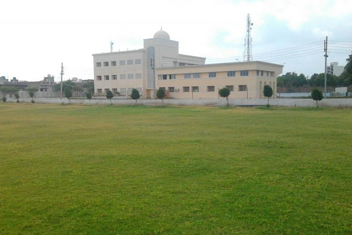 M S B Educational Institute-Play Ground