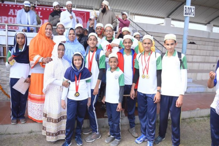 M S B Educational Institute-Sports Day