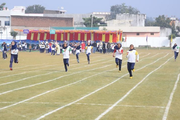 M S B Educational Institute-Sports Running