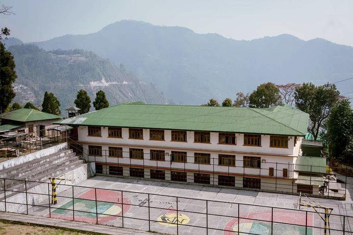 Namchi Public School-Hostel