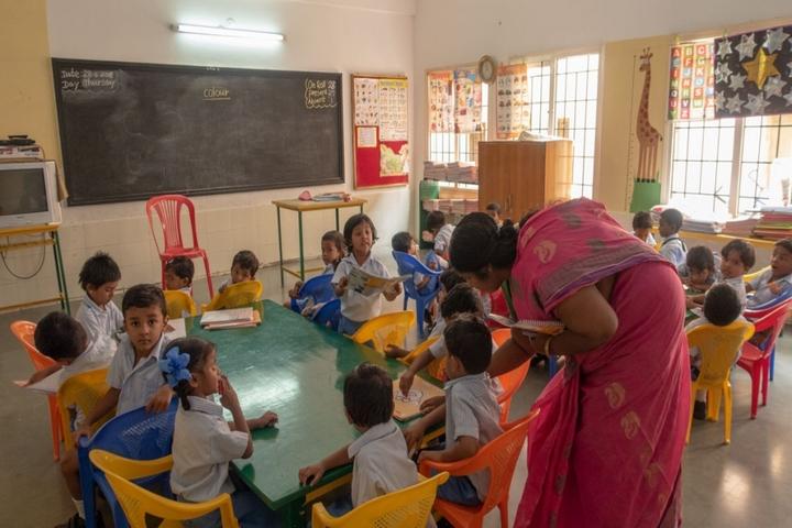 Brindavan Public School-Activity