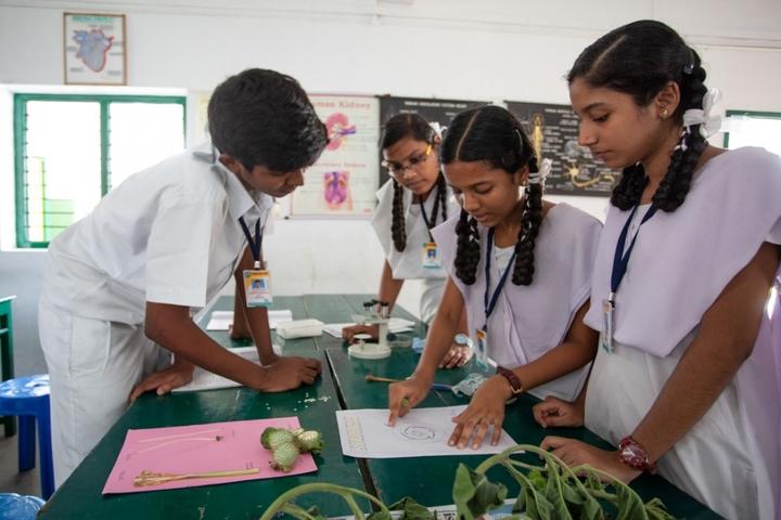 Brindavan Public School-Biology Lab