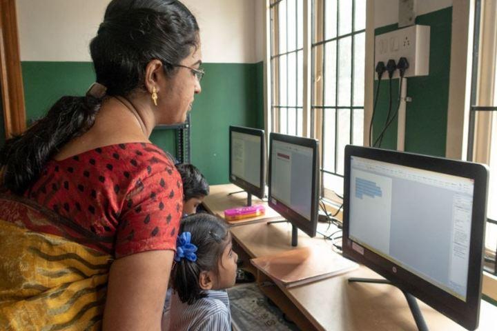Brindavan Public School-Computer Lab