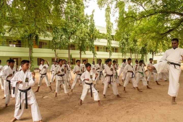 Brindavan Public School-Karate