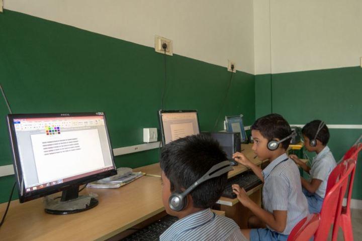Brindavan Public School-Language Lab
