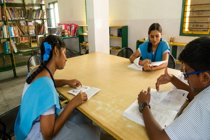 Brindavan Public School-Library