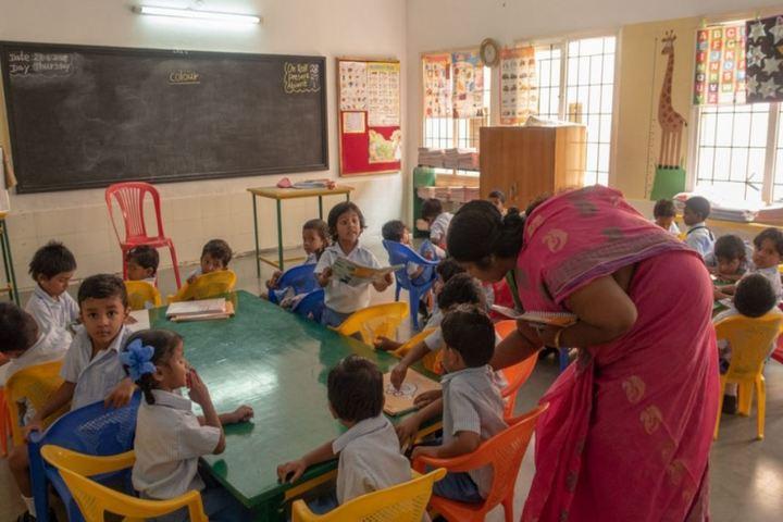 Brindavan Public School-Nursery Class Room