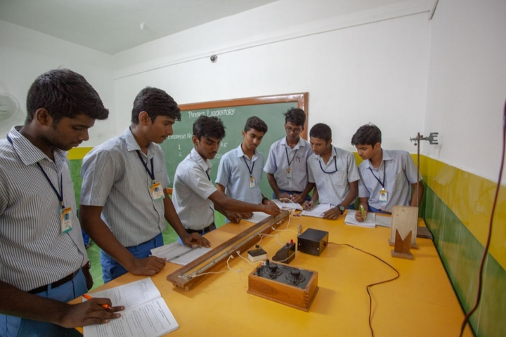 Brindavan Public School-Physics Lab