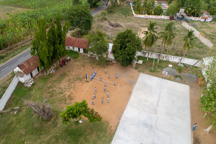 Brindavan Public School-Play Ground