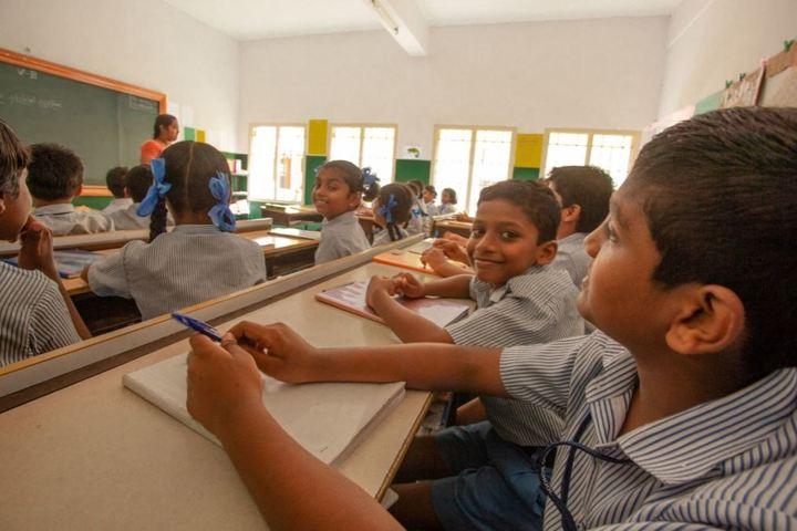 Brindavan Public School-Primary Class Room