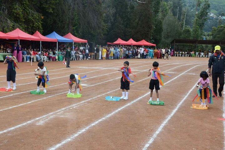 The Laidlaw Memorial School Junior College-Annual Sports Meet