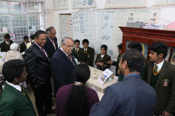 The Laidlaw Memorial School Junior College-School Exhibition