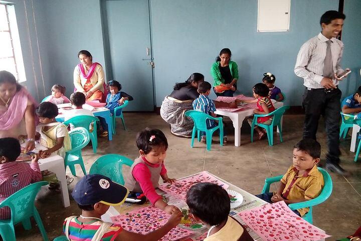International Community School Junior College-Activity