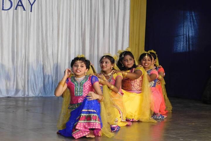 International Community School Junior College-Dance