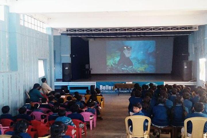 International Community School Junior College-Educational Movie