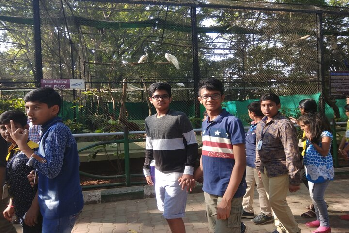 International Community School Junior College-Educational Tour