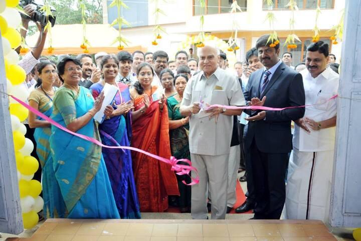 International Community School Junior College-Inaugural Day