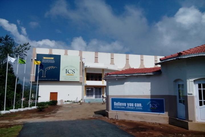 International Community School Junior College-School Entrance