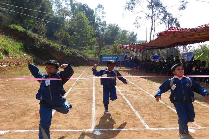 International Community School Junior College-Sports Day