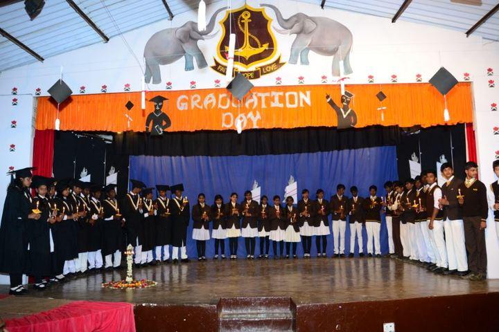 Kodaikanal Public School-Graduation Day