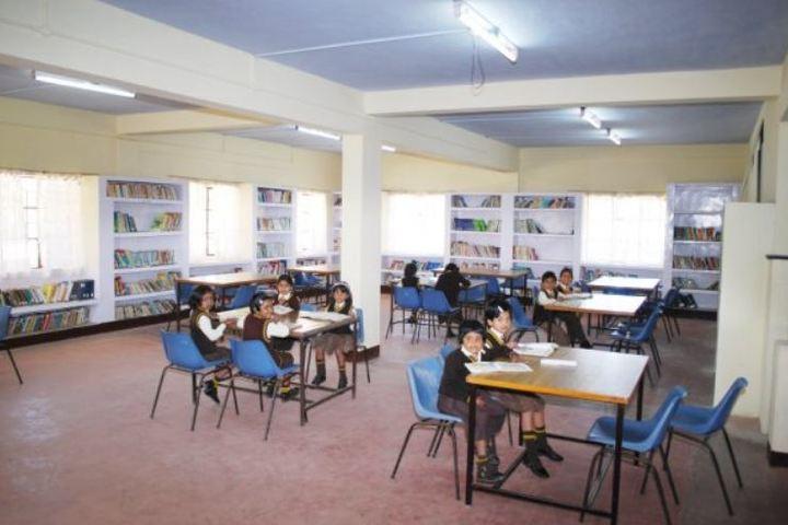 Kodaikanal Public School-Library