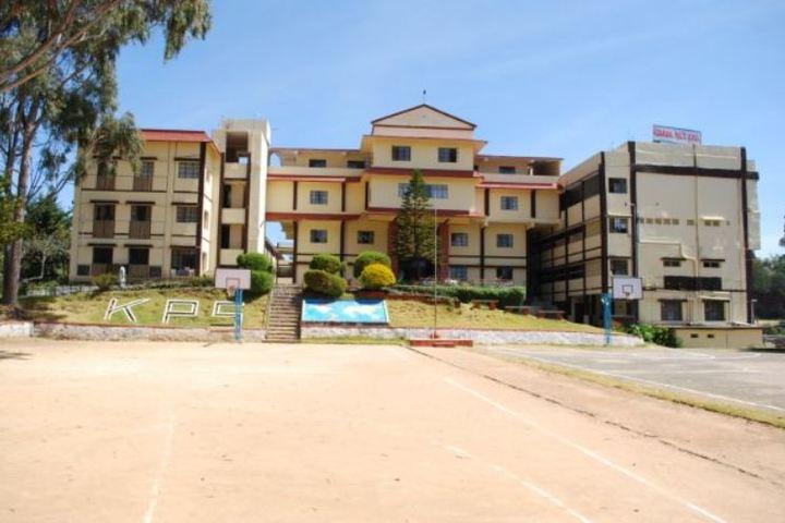 Kodaikanal Public School-School Campus