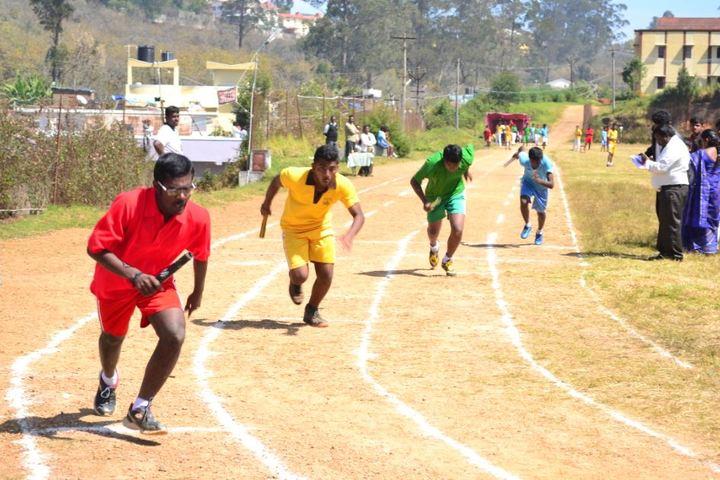 Kodaikanal Public School-Sports Day