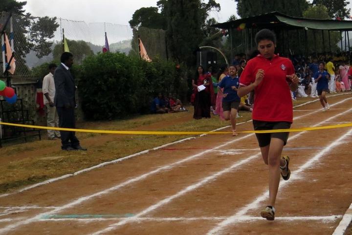 Holy Innocents School Junior College-Annual Sports Meet