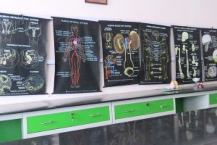 Holy Innocents School Junior College-Biology Lab