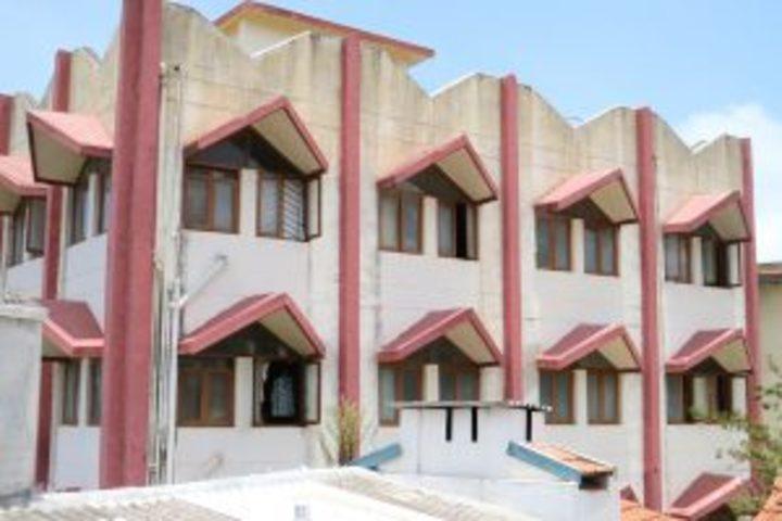 Holy Innocents School Junior College-Boys Hostel