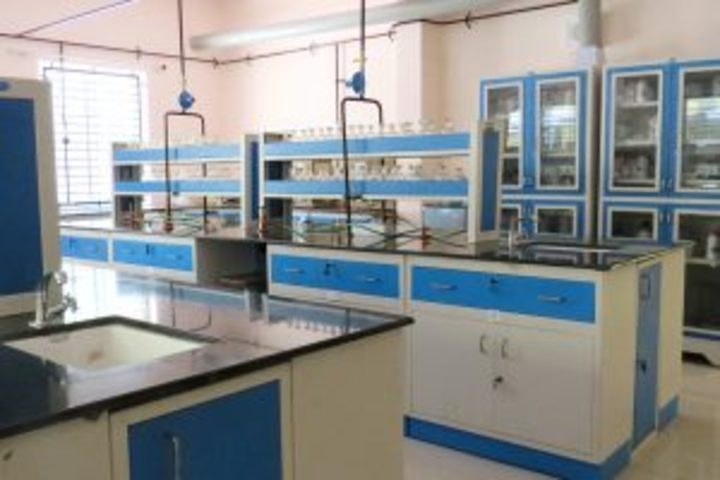 Holy Innocents School Junior College-Chemistry Lab