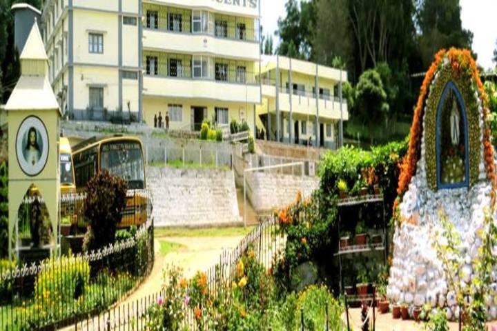 Holy Innocents School Junior College-School Entrance