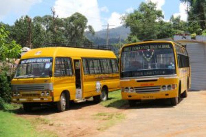 Holy Innocents School Junior College-School Transport
