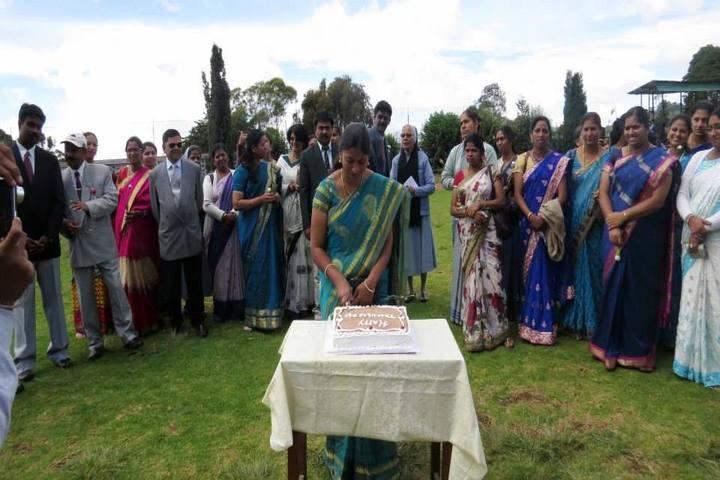 Holy Innocents School Junior College-Teachers Day Celebration