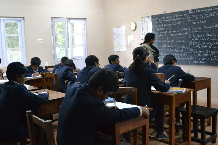 The Blue Mountains School-Classroom