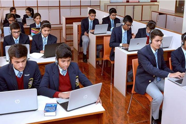 Good Shepherd International School-Class Room
