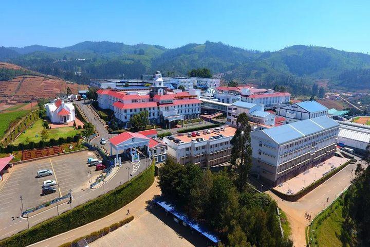Good Shepherd International School-School Campus