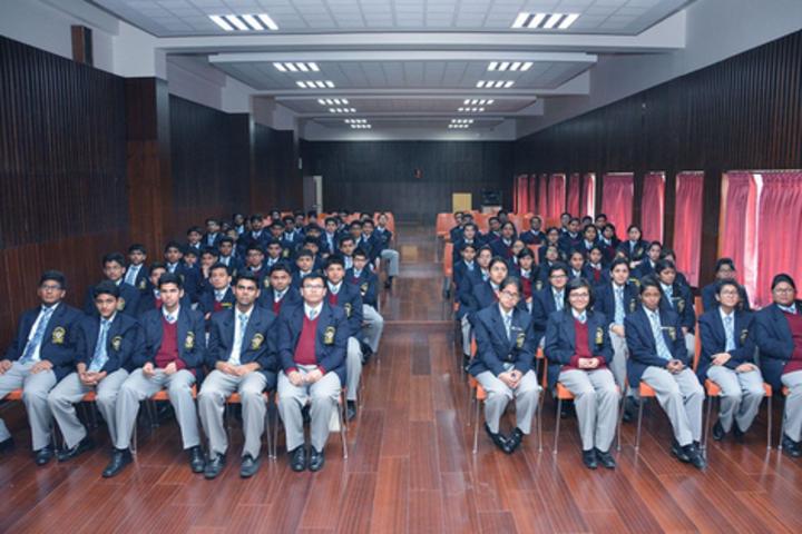 Good Shepherd International School-Conference Room