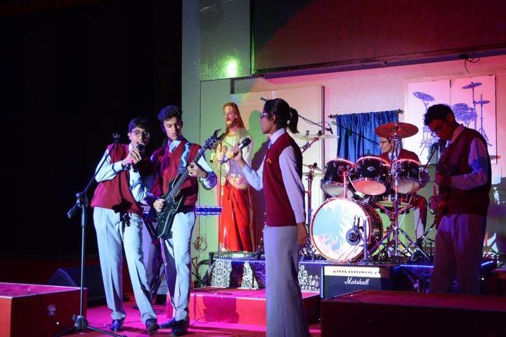 Good Shepherd International School-Music