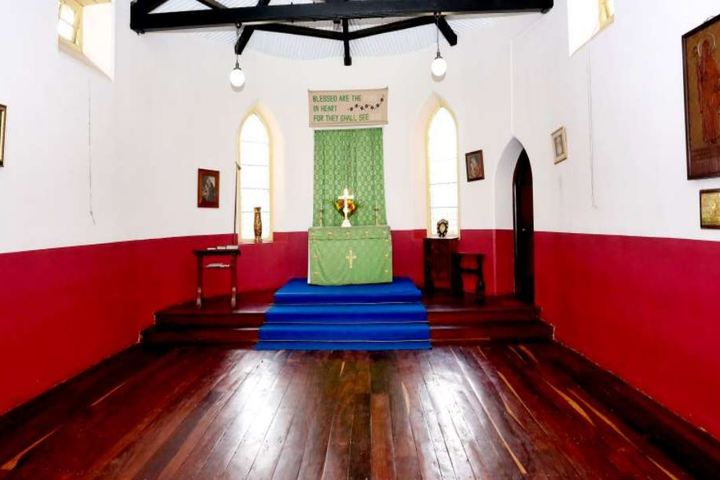 St Hildas School-Chapel