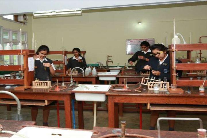 St Hildas School-Chemistry Lab