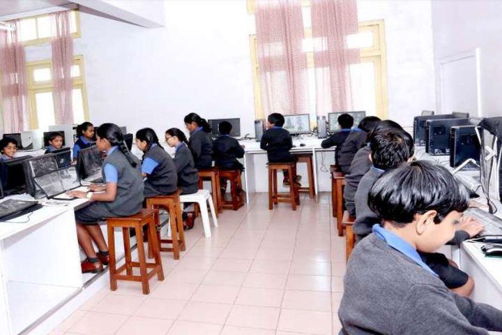 St Hildas School-Computer Lab