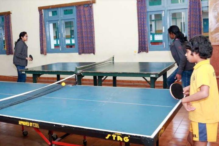 St Hildas School-Indoor Games