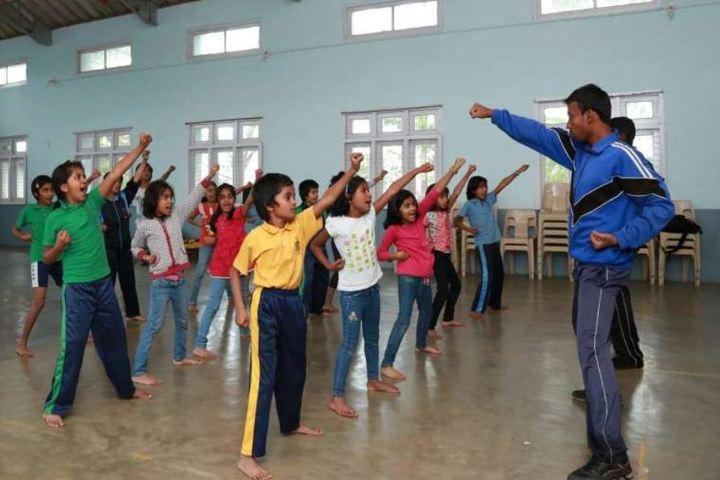 St Hildas School-Karate Class