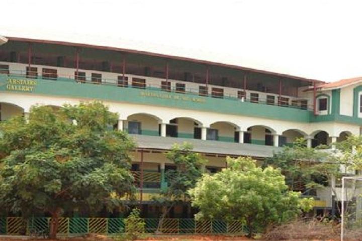 Doveton Girls Higher Secondary School-School Building