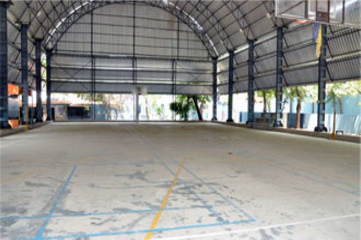 Doveton Girls Higher Secondary School-Indoor Game Area