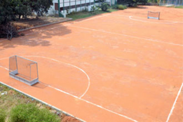 Doveton Boys Higher Secondary School-Hockey Court