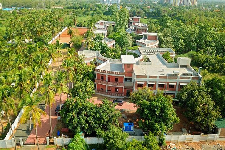 The School (Krishnamurti Foundation India)-Campus View